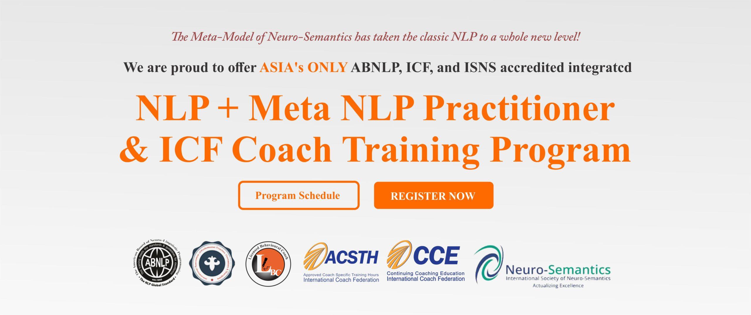 NLP Practitioner, Certified NLP Practitioner, Free NLP ...